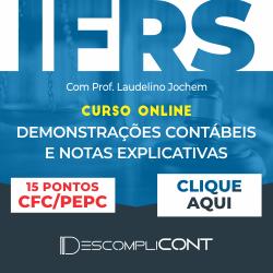 IBEPC - Instituto Brasileiro de Educação Profissional Continuada IFRS - Demonstrações Contábeis e Notas Explicativas